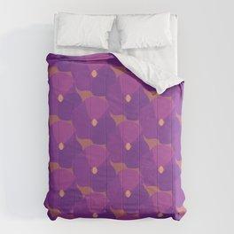 You're turning Violet, Violet Comforters