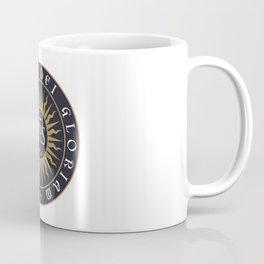 Ignatius of Loyola Society of Jesus Motto Coffee Mug