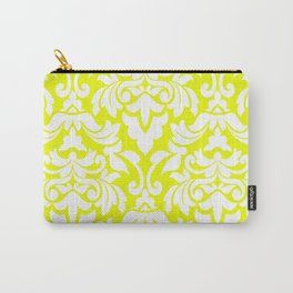 Lemon Fancy Carry-All Pouch
