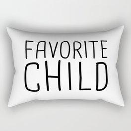 Favorite Child Rectangular Pillow