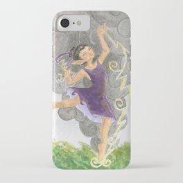 Thunderstorm (Weatherwoman #4) iPhone Case