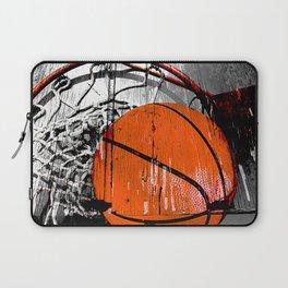 Modern Basketball version 1 Laptop Sleeve