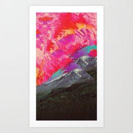 ctrÿrd Art Print