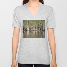 Duck Lake Unisex V-Neck