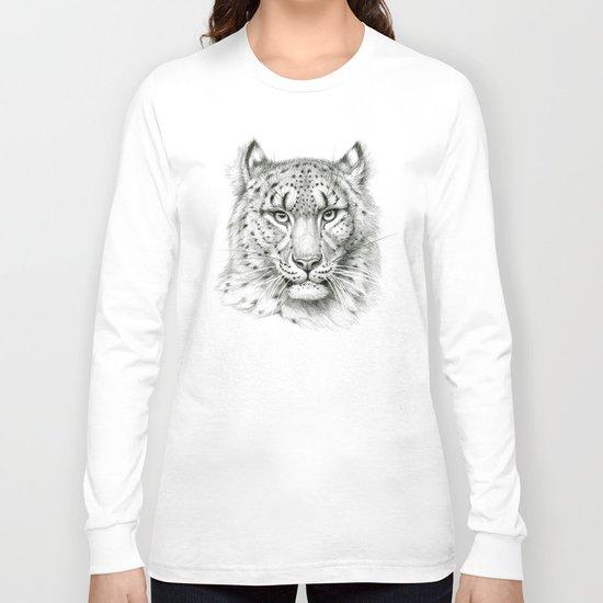 Snow Leopard SK040 Long Sleeve T-shirt