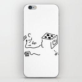 electrician iPhone Skin