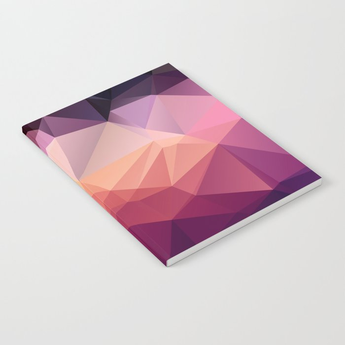 VerticalDiamond Notebook