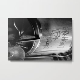 Fermenter, IPA. Metal Print