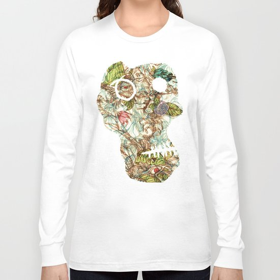 natural line  Long Sleeve T-shirt