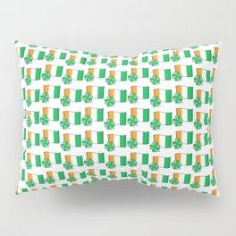 st-patricks day background ireland Pillow Sham