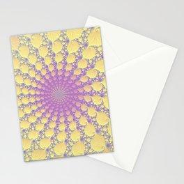 Pink Lemonade - Fractal Art  Stationery Cards