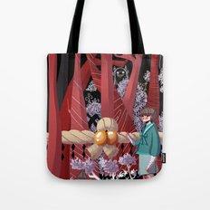 Tale of the Fiend - Shinsekai Yori Tote Bag