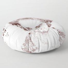 H.I. McDunnough - Raising Arizona Floor Pillow