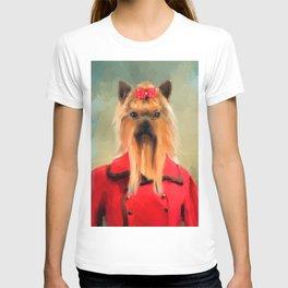 Chic Yorkshire Terrier T-shirt
