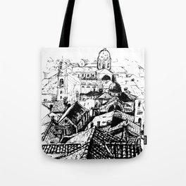 Dubrovnik View Tote Bag