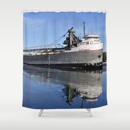 Mississagi Reflection Shower Curtain