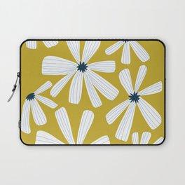 Retro Blooms Laptop Sleeve