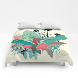 P A L M S P R I N G S Comforters