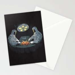 Alien Autopsy Stationery Cards