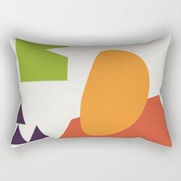 Abstract No.11 Rectangular Pillow