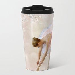 Dancer in Water Travel Mug