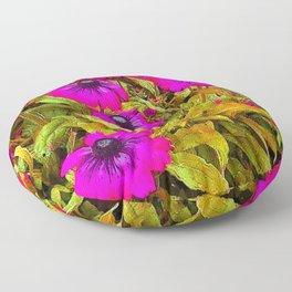 Spring Flowers Floor Pillow