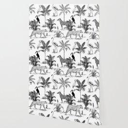 botanical jungle Wallpaper