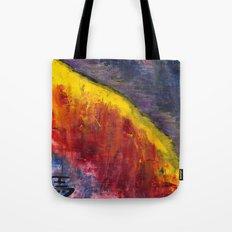 Desert Ridge Tote Bag