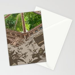 Jungle Roof Stationery Cards