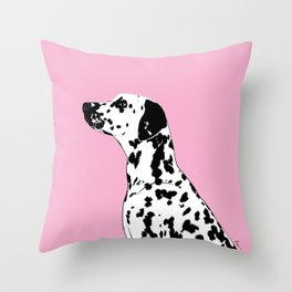 see that? Throw Pillow