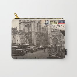 Beautiful city Carry-All Pouch