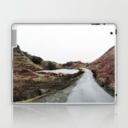 Road through Fairy Glen Laptop & iPad Skin