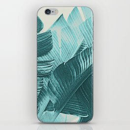 Banana Palm iPhone Skin