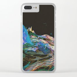 NUEXTIA29 Clear iPhone Case