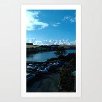 Glimpse of Nature Art Print
