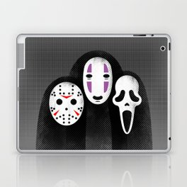 The Three MASKeteers Laptop & iPad Skin