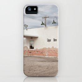 Liquor Store Valentine iPhone Case