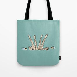 Synchronize your Life Tote Bag