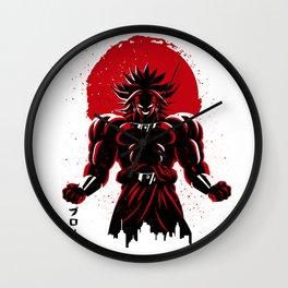 Rising legendary Wall Clock