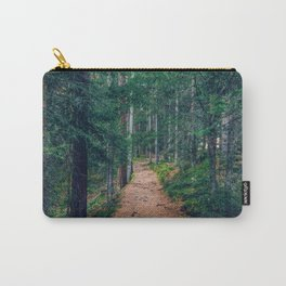 The Forest Path Carry-All Pouch