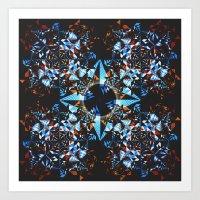 Cosmic Insight Art Print