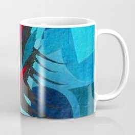 Starlings - The Dynamism of Flight by Pippo Rizzo Coffee Mug
