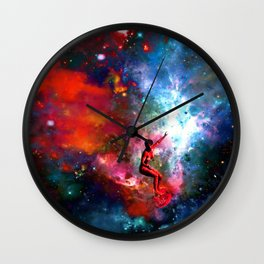 Caroline Capella Wall Clock