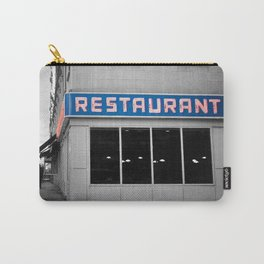 Toms Diner NYC Carry-All Pouch