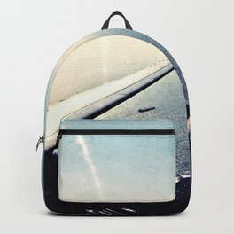 coming back v. more sky, android case Backpack