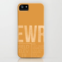 EWR iPhone Case