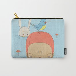 COME BACK HOME Carry-All Pouch