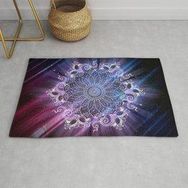 Mandala - Universe Rug