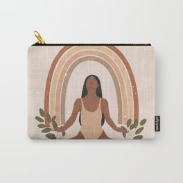 Expanding and Growing beyond what you thought was possible Carry-All Pouch