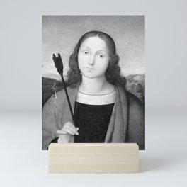 Raphael - Saint Sebastian Mini Art Print
